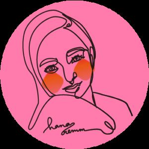 hanaremm-pink