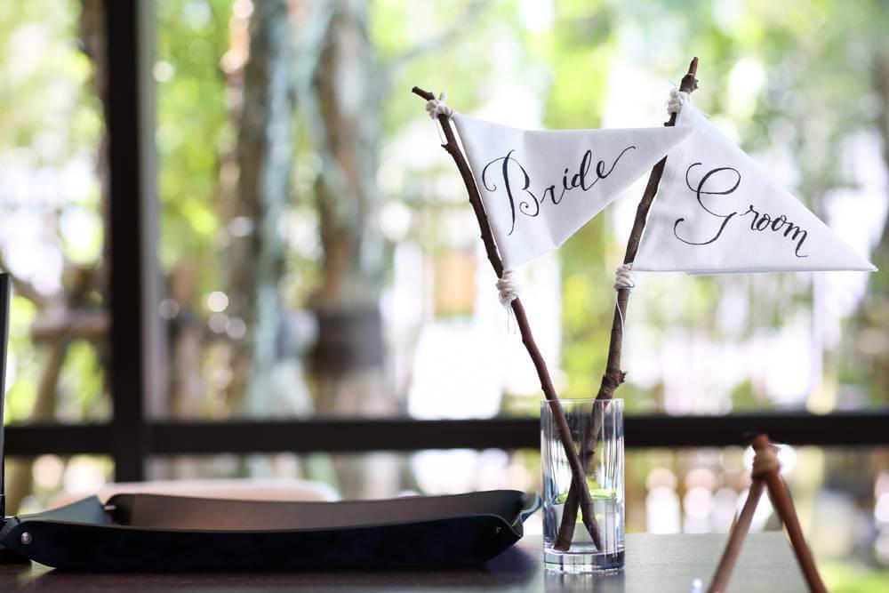 こだわり結婚式流れ夏婚レポート
