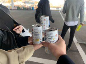 宮島食べ飲み歩き女子旅